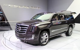 Cadillac introduces its new Escalade