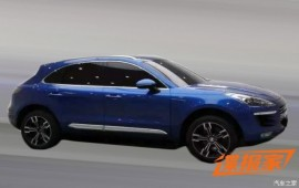 Porsche Planning Lawsuit Over Chinese Macan Clone