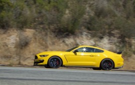 2016 Shelby GT350 Driven, 2017 Mercedes-AMG GLS63 Spied, 2017 Volvo S90 Leaked Car News Headlines