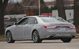2017 Lincoln Continental Spied, 2017 Audi Q7 Driven, 2017 Acura NSX Priced Todays Car News