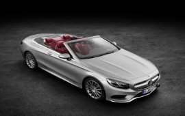 Tesla Model X, Bugatti Supercar Concept, Mercedes-Benz S-Class Cabrio Car News Headlines