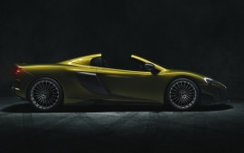 McLaren 675LT Spider, Dodge Star Wars Ad, Renault Revives F1 Team Todays Car News