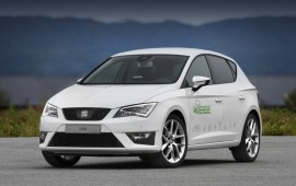 SEAT MADE A HYBRID VARIANT OF LEON