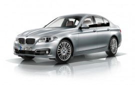NEW 2014 BMW 5-series has arrived at dealers