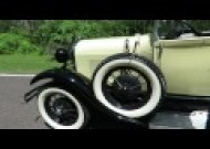 Ford Model B roadster replica