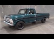Ford F-100 Long Bed