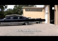 Cadillac Fleetwood 75 Special presidential tourer