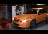 Ford Falcon BF MkII XR6 Turbo