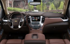 2015 Chevrolet Suburban LTZ review notes