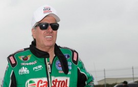 John Force Racing adds Lucas Oil Products to sponsor list for 2015 NHRA campaign