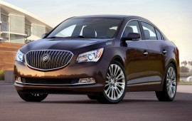 2014 Buick LaCrosse debuts in China