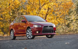 Mitsubishi begins developing next Lancer in-house