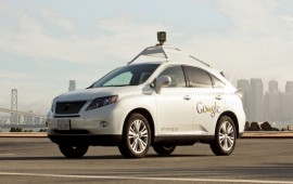 Google's self-driving cars involved in 12th accident
