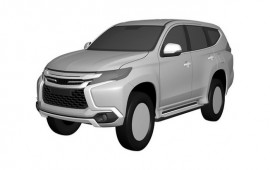 Is this the 2016 Mitsubishi Montero Sport?