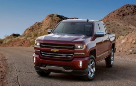 Chevy updates Silverado for 2016