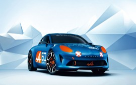 Renault-owned Alpine introduces Celebration concept