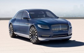 Ford to build Lincoln Continental in Michigan