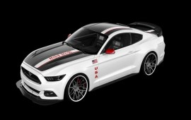 Ford introduces one-off Mustang Apollo Video