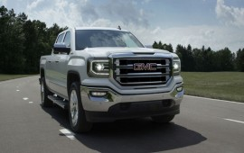 GMC Sierra gets facelift for 2016