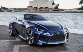 New Lexus SC could bow next year