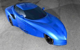 DeltaWing introduces production-intent GT concept, race car chassis