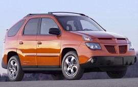 Pontiac Aztek, other defunct used cars, find popularity among Millennials