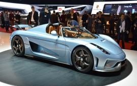 Koenigsegg considers working on 'normal' cars