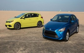 Scion prices 2016 iM, iA