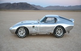 Shelby introduces 50th anniversary Cobra Daytona Coupe