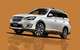 Subaru mulls seven names for 7-passenger crossover