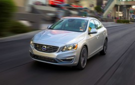 New Volvo S60 arriving for 2017 or 2018 model year