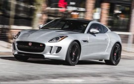 2016 Jaguar F-type S Coupe Manual