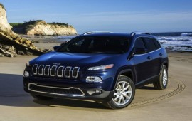 Strange Design of New Jeep Cherokee