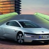 Volkswagen will start production of a super economic carbon hybrid XL1