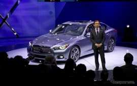 What is it: Nissan Skyline or Infiniti Q50?
