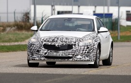 Opel Insignia Sport Tourer goes for another testing session