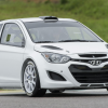 A test of the 2014 Hyundai i20 WRC