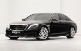 2014 Mercedes S-Class By Brabus