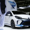 Yaris-R hybrid at the Frankfurt Auto Show