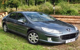 Peugeot 407 Touring