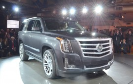 2015 Cadillac Escalade update model