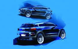 China's Qoros will add compact SUV to growing lineup