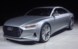 Audi Prologue concept marks new styling direction