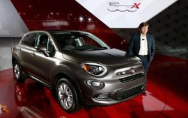 500X will help Fiat in U.S. where it snows