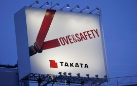 Takata recalls could shake trust in Japan auto industry, minister warns