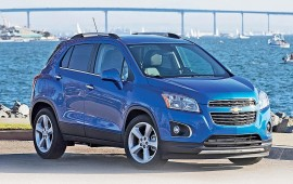 Will Chevrolet's tiny Trax spark a sibling rivalry?