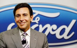 Fields predicts 'breakthrough year' for Ford in 2015