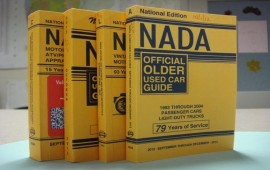 J.D. Power to buy NADA Used Car Guide