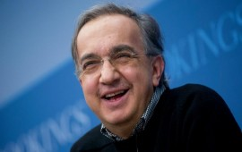 Marchionne asks investors for help persuading GM to merge with Fiat Chrysler, report says