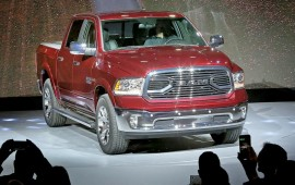Ram prices 1500 Rebel trim at $43,985; Laramie Limited to start at $51,870
